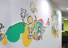 Mural Wall Art by Wall Art Freshdesk 1 On Behance