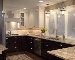 gallery amazing two tone kitchen cabinets best 25 two tone kitchen