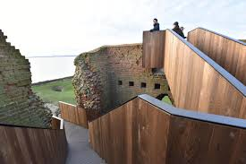 denmark u0027s medieval tower gets a contemporary makeover