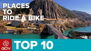 top 10 countries in the to ride your bike