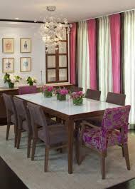 purple dining room ideas modern home decorating ideas blending purple color into creative