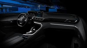 car picker peugeot 208 interior peugeot reveals next generation of i cockpit interior layout