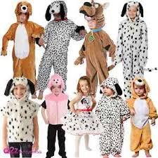 Dalmatian Puppy Halloween Costume Kids Dog Puppy Animal Dalmation Dalmatian Toddler Boys Girls Fancy