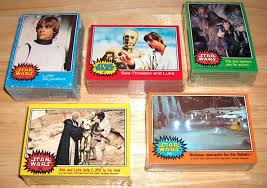 wars cards wars trading cards checklists borg
