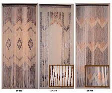 Bamboo Door Curtains Beaded Door Décor Ebay