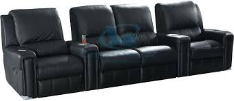 Four Seater Recliner Sofa 4 Seater Recliner Sofa Nz Sale Home Theatre Black Leather Corner