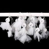 halloween ghost string lights vtg halloween ghost blowmold string light boo halloween ghosts and