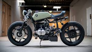 bmw custom customized bmw r80 by ironwood custom motorcycles muted