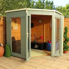 small garden summer house flatblack co