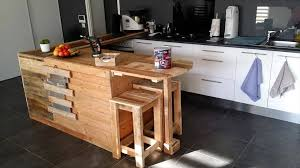 kitchen cabinets made out of pallet wood pallet kitchen counter with breakfast table storage