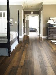 Hardwood Floors In Bedroom Living Room Cool Bedroom With Brown Floors Or Black