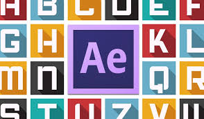 10 free after effects templates typography