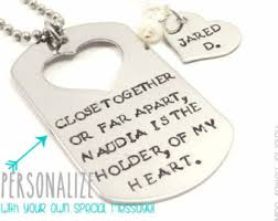 Customize Your Own Necklace Personalize Your Own His And Her Puzzle Piece Necklace Set