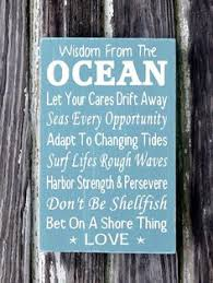 Wedding Quotes On Wood Beach Decor Beach Signs Live In The Sunshine Swim The Sea Drink