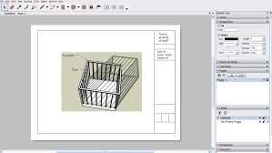 sketchup layout line color ukworkshop co uk adding a page border in sketchup design