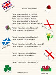 British Flag Nickname Culture Tefl Class Website