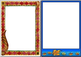 images for thanksgiving page border clipart clip library