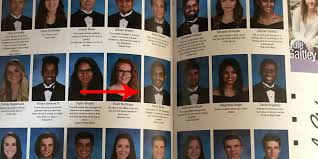 find a yearbook battlefield high school student submits caps inspired senior quote