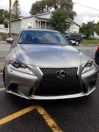 lexus is350 f sport uk my 2014 atomic silver is350 f sport is