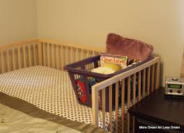Side Crib For Bed Crib Part 3 Turn A Crib Into A Side Car Co Sleeper