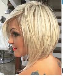 Damen Frisuren Bob Blond by Frisur Bob Blond Trends Mit Frau Frisuren Mode Bob Frisuren 2017