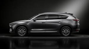 mazda vehicle models 2018 mazda cx 8 unveiled new suv is currently exclusive to japan