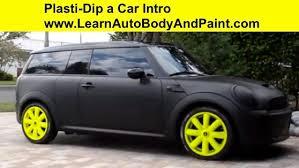 plasti dip car painting how to plasti dip your car part 1