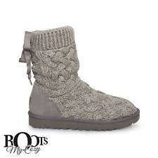 ugg womens rioni boot authentic ugg size us 11 rioni s charcoal gray suede boots