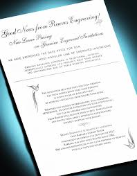 engraved wedding invitations reaves engraving