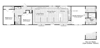 mobile home floor plans single wide 3 bedroom single wide mobile home floor plans 2018 also the santa fe