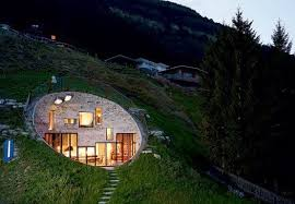 homes built into hillside 13 hobbit houses you won t believe that actually live in