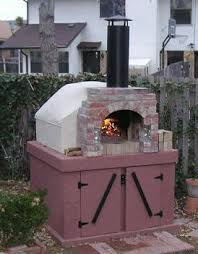 Backyard Brick Pizza Oven The Brick Bake Oven Page