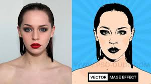 image to vector in photoshop photoshop tutorial psddude
