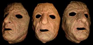 creepy old man latex halloween face mask by blakefx on deviantart
