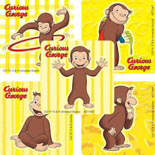 curious george party curious george party favors ebay