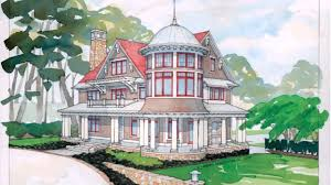 modern victorian style house plans youtube