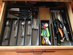kitchen drawer organizer dividers kitchen drawer organizer ideas image of kitchen drawer organizer set