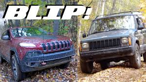 jeep cherokee chief xj which is better off road a brand new cherokee or a 600