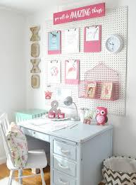 Desk For Bedrooms A Peg Board For The Girls U0027 Room Desk Areas Desks And Room