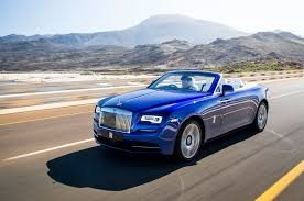 roll royce blue 2016 rolls royce dawn first drive review
