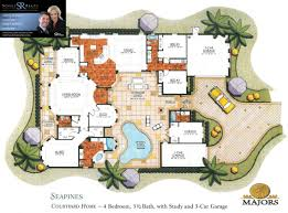 lely majors floorplans u2013 naples fl waterfront and resort homes