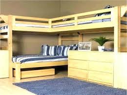 chambre ado lit mezzanine lit adulte sureleve lit mezzanine avec rangement lit en bois avec