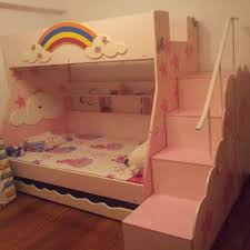 double deck bed frame for kids pull out bed frame home