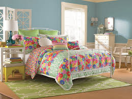 Colorful Queen Comforter Sets Collier Campbell English Bloom Bedding Comforter Set Collection