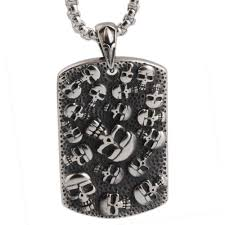 fashion skull necklace images Skull necklaces skullflow jpg