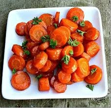 12daysof thanksgiving recipes day 5 glazed carrots