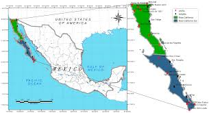 Baja Mexico Map by Energies Free Full Text Wind Energy Assessment For Small Urban