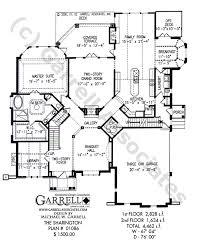 sharington house plan house plans by garrell associates inc