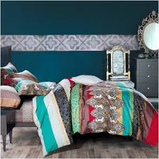 comforters ideas magnificent bohemian comforter set awesome