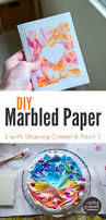 diy marbled paper the best easiest u0026 cheapest method step by